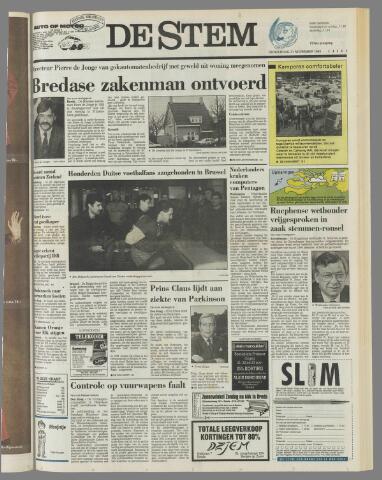 de Stem 1991-11-21