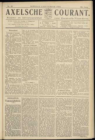 Axelsche Courant 1934-09-04