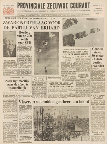 Provinciale Zeeuwse Courant 1966-07-11