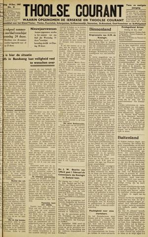 Ierseksche en Thoolsche Courant 1947-12-19