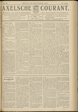 Axelsche Courant 1932-09-23