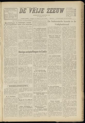 de Vrije Zeeuw 1947-08-20