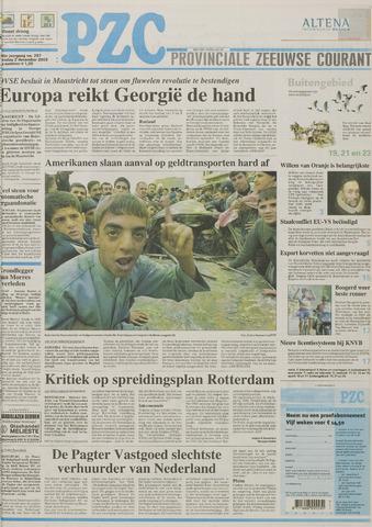 Provinciale Zeeuwse Courant 2003-12-02