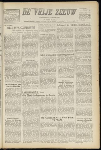 de Vrije Zeeuw 1948-02-19