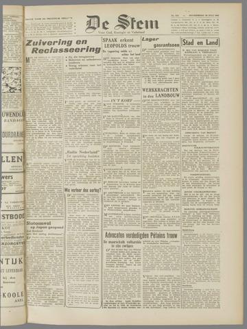 de Stem 1945-07-26