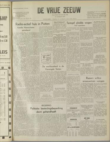 de Vrije Zeeuw 1958-01-20