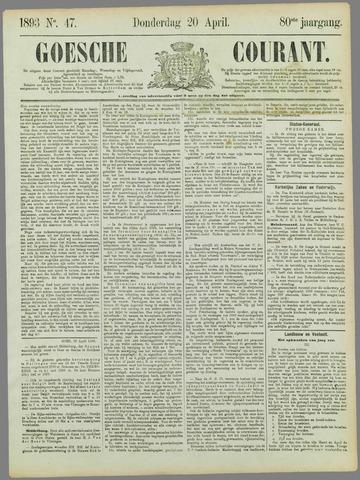 Goessche Courant 1893-04-20