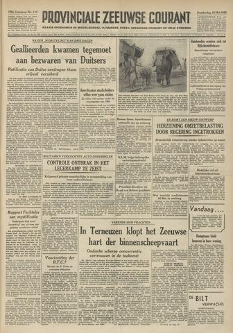 Provinciale Zeeuwse Courant 1952-05-15