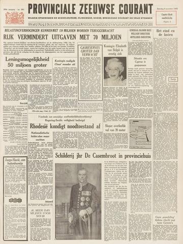 Provinciale Zeeuwse Courant 1965-11-06