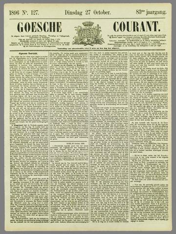 Goessche Courant 1896-10-27