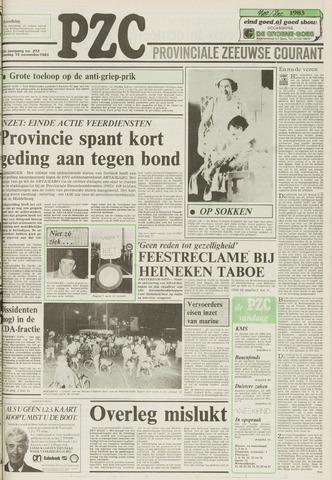 Provinciale Zeeuwse Courant 1983-11-19