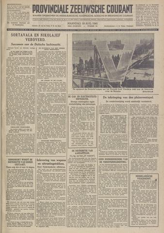Provinciale Zeeuwse Courant 1941-08-18