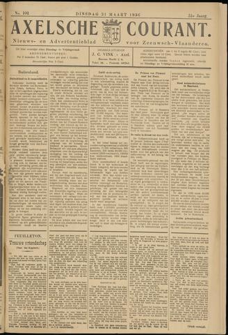 Axelsche Courant 1936-03-31