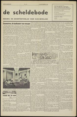 Scheldebode 1970-09-18