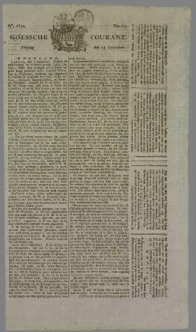 Goessche Courant 1820-09-15