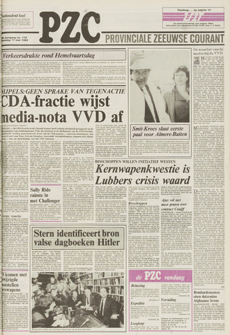 Provinciale Zeeuwse Courant 1983-05-11
