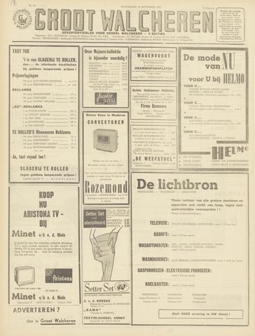 Groot Walcheren 1963-09-26