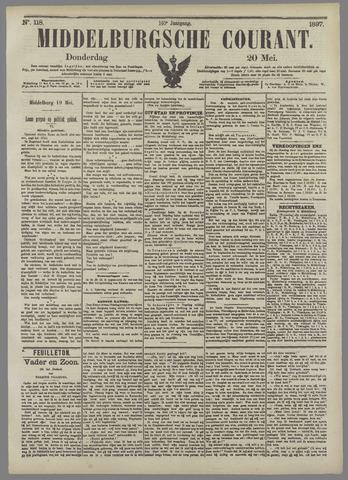 Middelburgsche Courant 1897-05-20