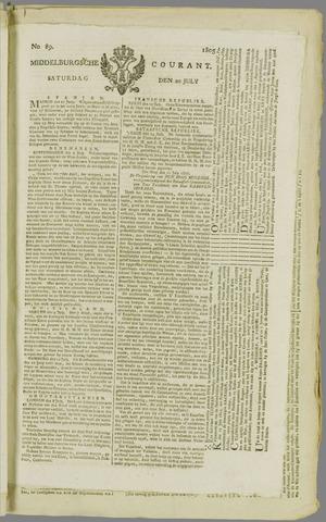 Middelburgsche Courant 1805-07-20