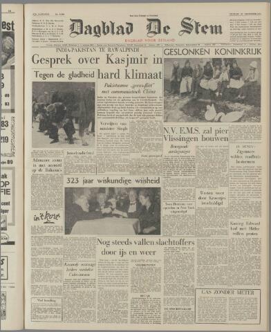 de Stem 1962-12-28