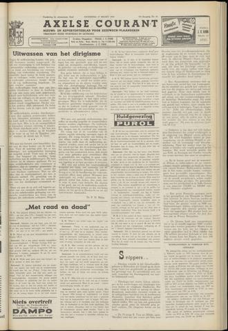 Axelsche Courant 1954-03-27