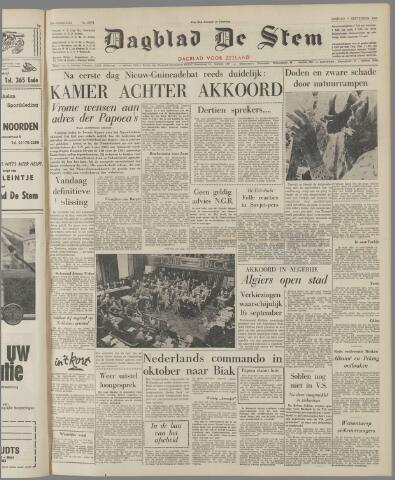 de Stem 1962-09-07