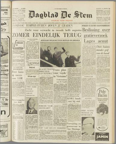 de Stem 1966-08-12