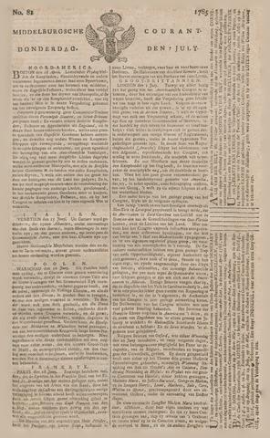 Middelburgsche Courant 1785-07-07