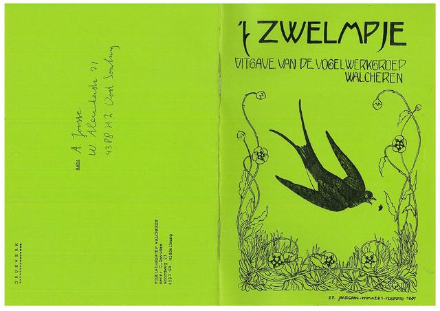 't Zwelmpje 1987-02-01