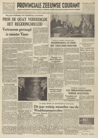 Provinciale Zeeuwse Courant 1959-10-01