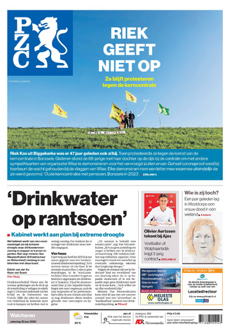 Provinciale Zeeuwse Courant 2020-06-20