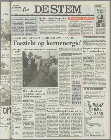 de Stem 1986-05-15