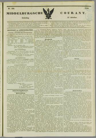 Middelburgsche Courant 1846-10-17