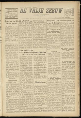 de Vrije Zeeuw 1947-08-14
