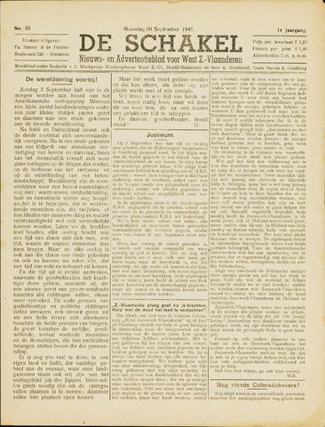 De Schakel 1945-09-10