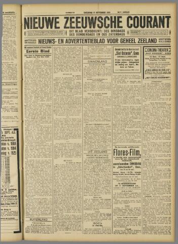 Nieuwe Zeeuwsche Courant 1928-09-15
