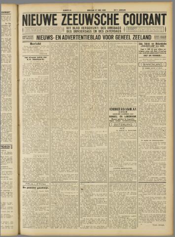 Nieuwe Zeeuwsche Courant 1930-05-27