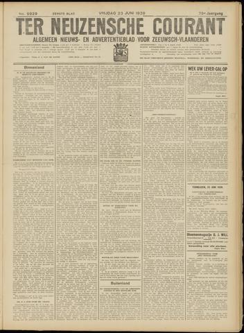 Ter Neuzensche Courant. Algemeen Nieuws- en Advertentieblad voor Zeeuwsch-Vlaanderen / Neuzensche Courant ... (idem) / (Algemeen) nieuws en advertentieblad voor Zeeuwsch-Vlaanderen 1939-06-23