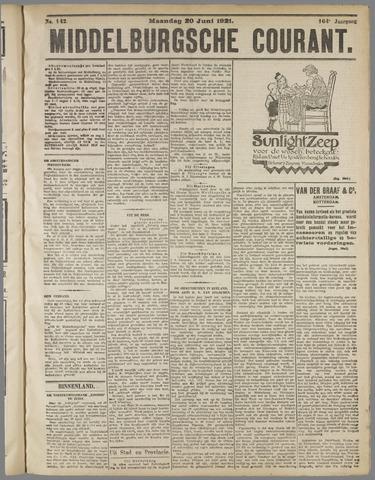 Middelburgsche Courant 1921-06-20