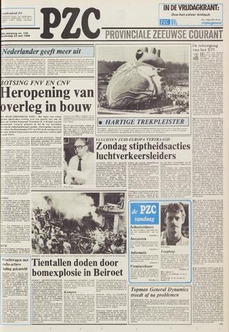Provinciale Zeeuwse Courant 1985-05-23