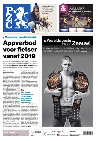 Provinciale Zeeuwse Courant 2017-12-07