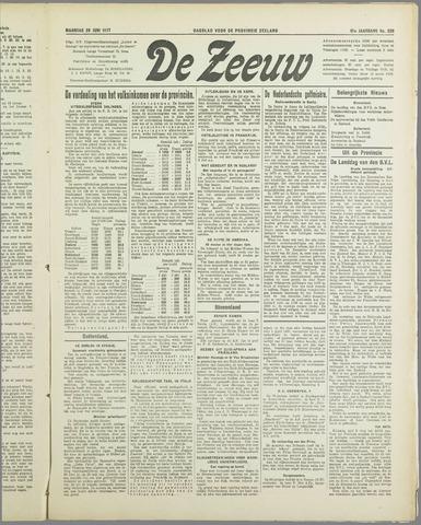 De Zeeuw. Christelijk-historisch nieuwsblad voor Zeeland 1937-06-28