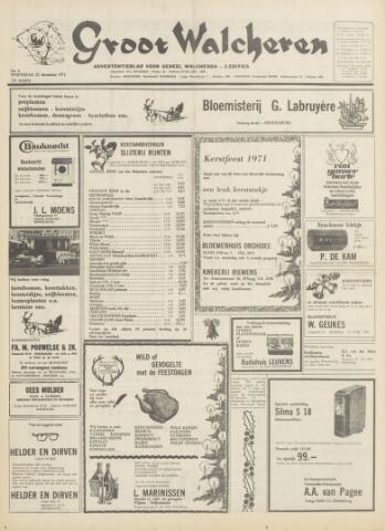 Groot Walcheren 1971-12-22