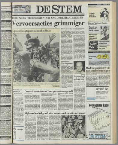 de Stem 1989-02-06