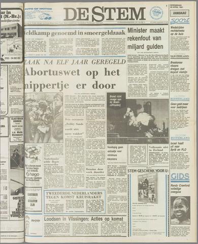 de Stem 1981-04-29