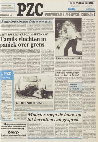 Provinciale Zeeuwse Courant 1985-05-22