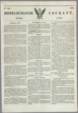 Middelburgsche Courant 1871-05-23