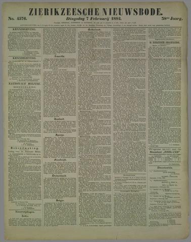 Zierikzeesche Nieuwsbode 1882-02-07