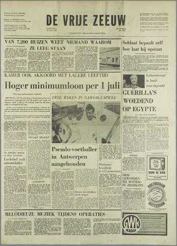 de Vrije Zeeuw 1970-07-29