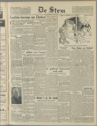 de Stem 1947-12-20